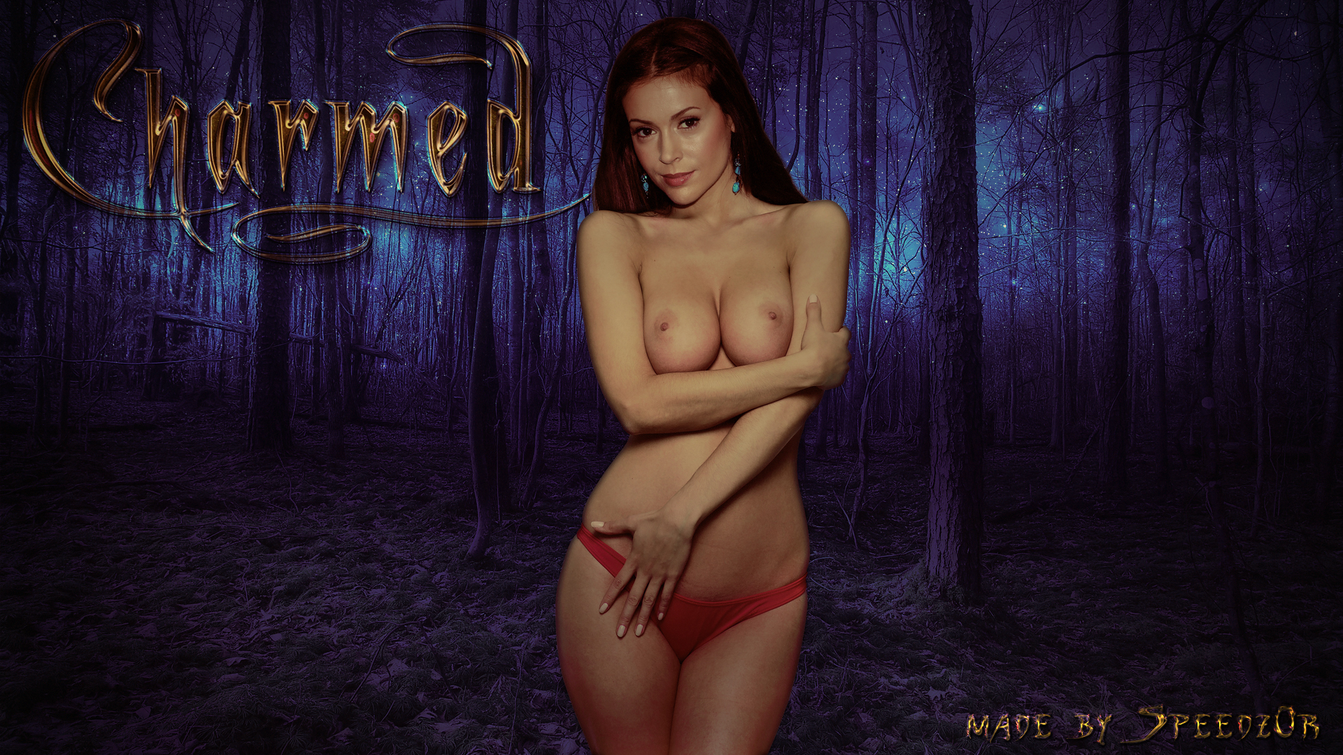 Charmed holly ancensored