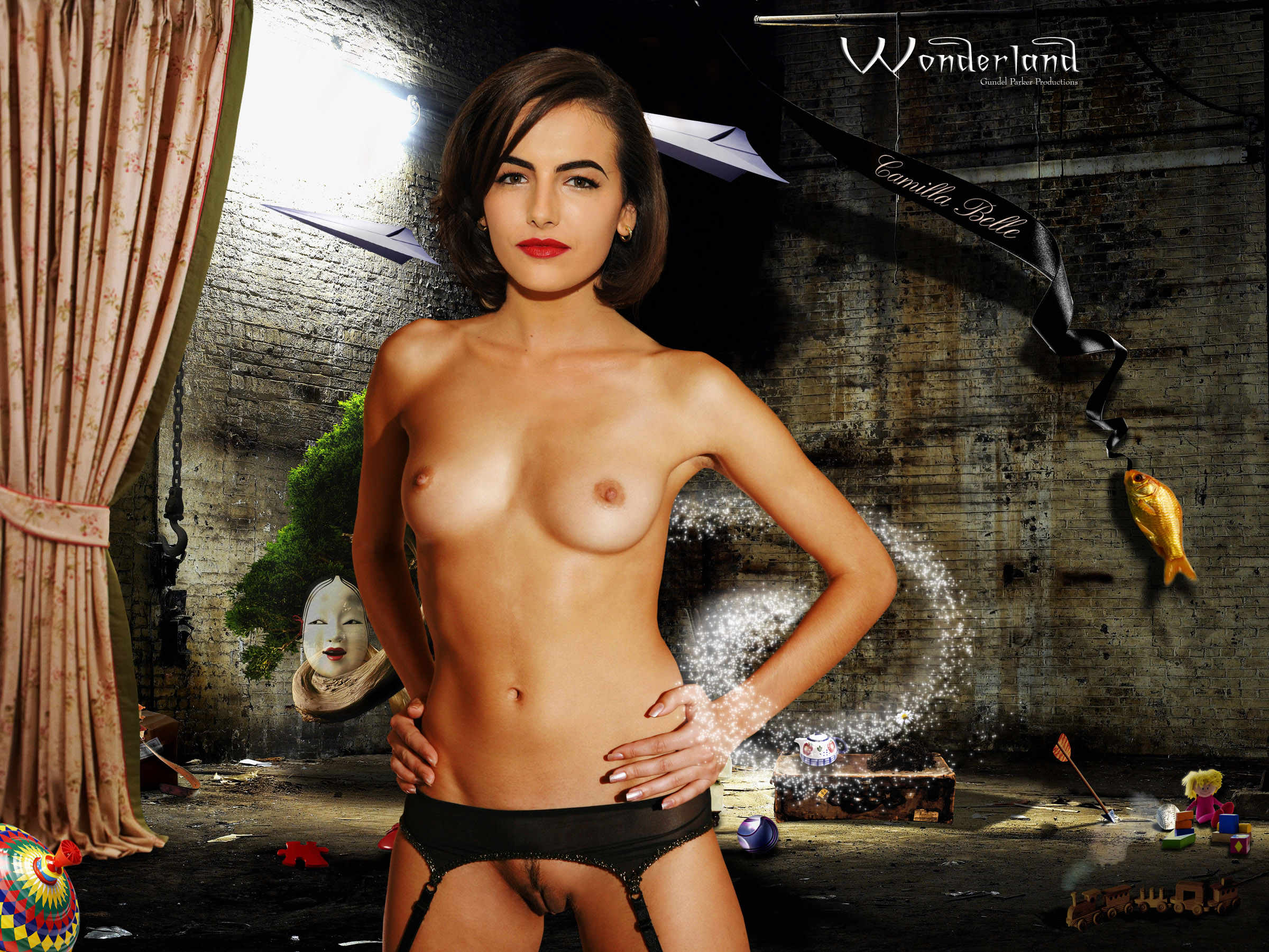 from Alonso camilla belle sexy nude