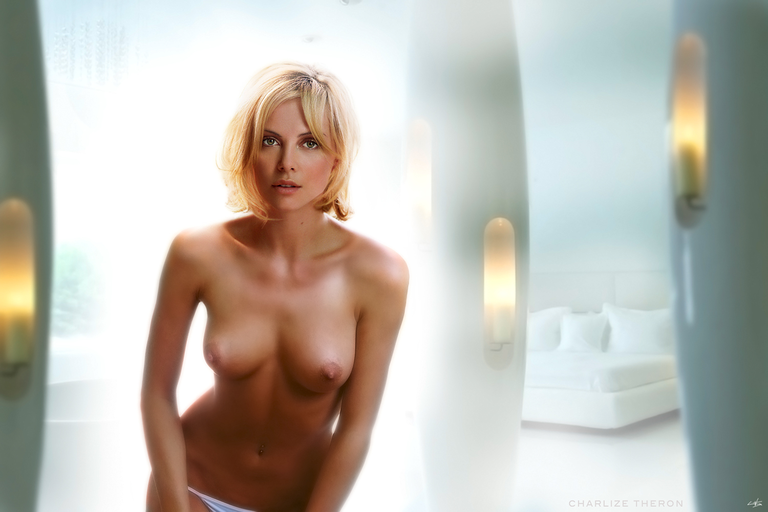 Charlize theron hot nude photos