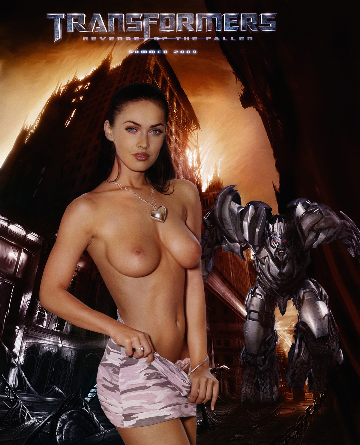 Mikayla on transformers nude adult channel porn