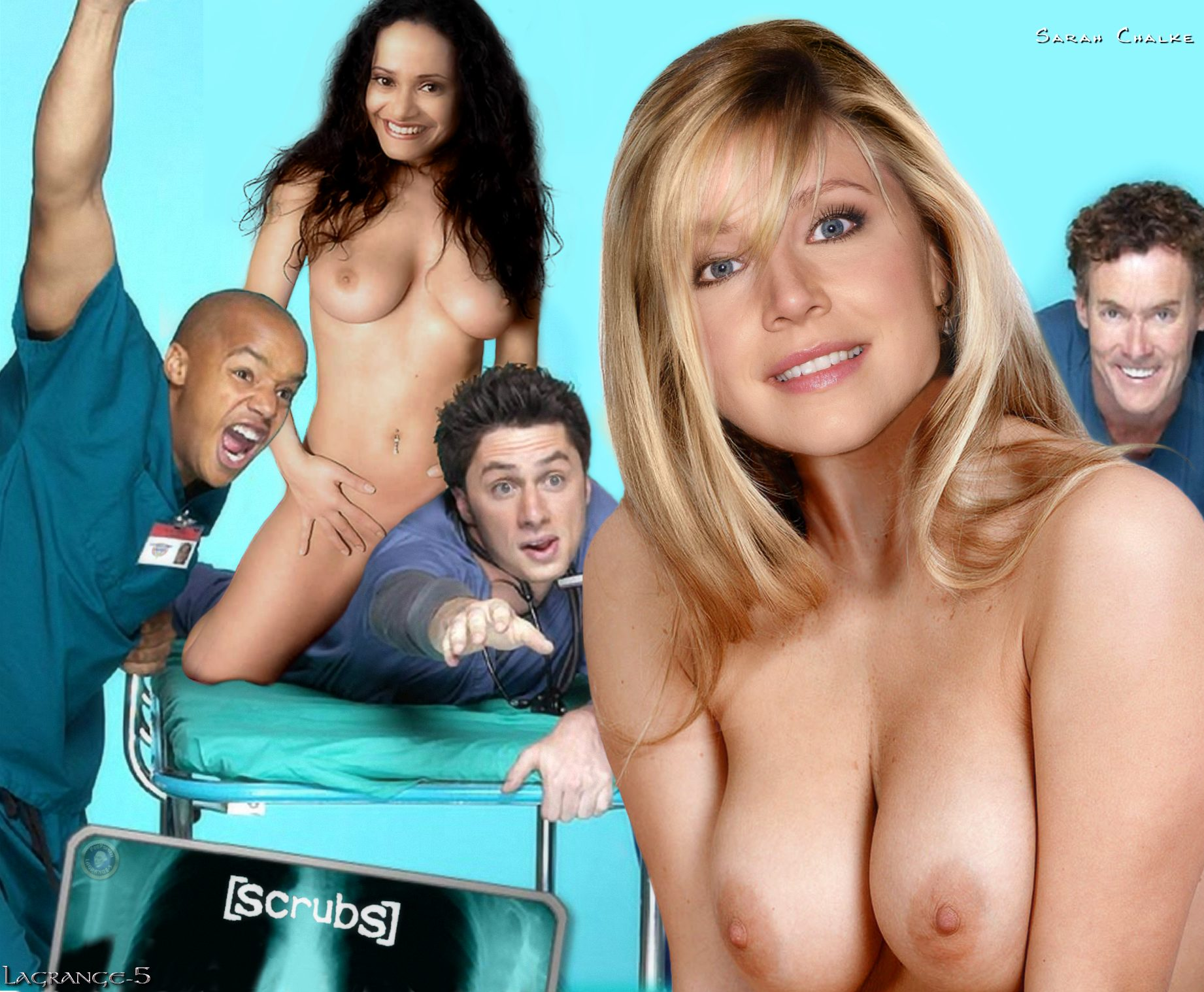 blonde-from-scrubs-naked